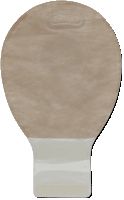 Hollister - 88700-88735 - Premier(tm) Mini Drainable Pouches with Integrated Filter and Lock'n Roll(r) Closure System and Flat Skin Barrier