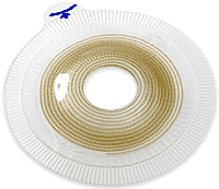 Coloplast - 14281-14298 - Assura(r) Extra-Extended Wear Convex Light Skin Barrier Flanges with Belt Loops