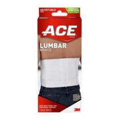 Ace - 208604 - Ace Lumbar Support, with Six Rigid Stays