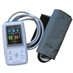 A&d Medical - TM2430DP3 - Ambulatory Blood Pressure Monitor and Accessories - Ambulatory Blood Pressure Monitor with Doctor Pro 3 Package Includes:Ambulatory BP Monitor (TM-2430) Doctor Pro Software (TM-2430-14) USB Smart Cable (KO:3057)Large Cuff fo