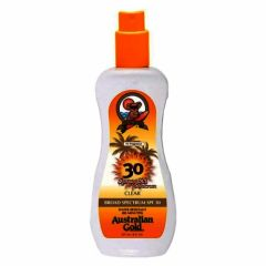 Australian Gold From: A70534 To: A70538 - Australian Gold SPF 30 Spray Gel, 8 Ounce Lotion, Gel Bronzer Xtreme Sport Lotion