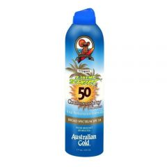 Australian Gold From: A70580 To: A70582 - Australian Gold SPF 50 Continuous Spray, Sport, 6 Ounce Kids, Baby Lotion, 8