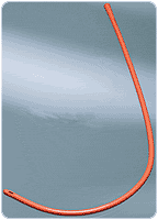 Bard / Rochester Medical - 8007400 - Colon Tube With Funnel End, One Eye, Open