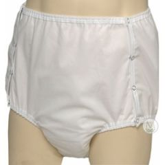 CareFore From: 2000-L To: 2000-XL - Carefor 1-Piece Snap-On Brief With Waterproof Safety Pocket