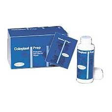 Coloplast - 2041 - PREP Medicated Protective Skin Barrier Wipes