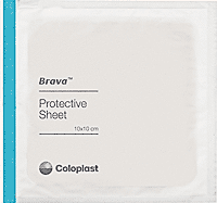 Coloplast From: 32105 To: 32205 - Brava Skin Barrier Protective Sheets