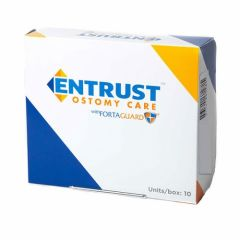 Fortis Medical From: 1100 To: 111212F - Entrust 1 Piece CTF, Transparent, Standard Wear, Drainable With Fortaguard Precu
