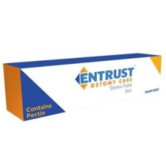 Fortis Medical From: 6300 To: 6300F - Entrust Ostomy Pectin-Based Paste 2 Oz. Tube Stoma With Fortaguard