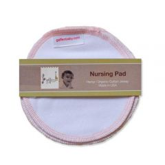 Geffen Baby From: 262621 To: 262622 - Nursing Pads 3 Layers Of Jersey Fleece