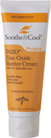 Medline From: MSC095420 To: MSC095635H - Soothe & Cool Inzo Barrier Cream And Shampoo Body Wash 1 Gallon Antifungal Cream, Cream