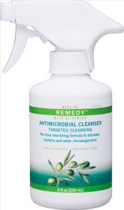 Medline From: MSC094208 To: MSC094420 - Remedy Olivamine Antimicrobial Cleanser Body