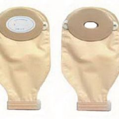 Nu-Hope From: 7545-DC To: 7564-C - Nu-Flex 1-Piece Adult Drainable Pouch Precut Deep Convex