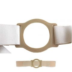 Nu-Hope From: BG-2628-A To: BG-2628-U - Nu-Comfort Wide Support Belt I.D. Ring Plate Waist Latex-Free