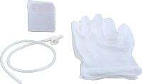 Reliamed - SCK14 - Coil Packed Suction Cath Kit With Pr Lf Gloves