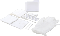 Reliamed - SCK8 - Coil Packed Suction Cath Kit With Pr Lf Gloves