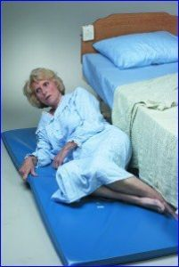 Skil-Care From: 909275 To: 909276 - FloorPro Soft-Fall Bedside Mat Alarm System - 180 Days